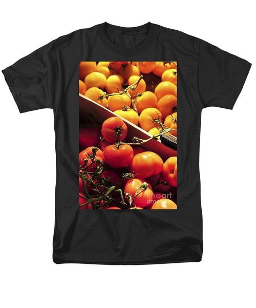 Tomatoes on the market T-Shirt by Elena Elisseeva