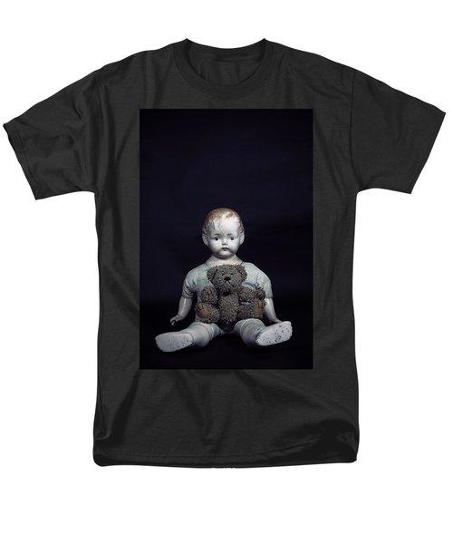 doll and bear T-Shirt by Joana Kruse