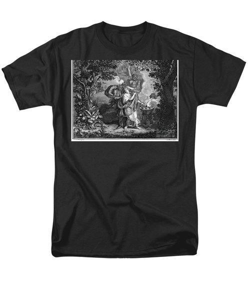 Atalanta And Meleager Men's T-Shirt  (Regular Fit) by Granger