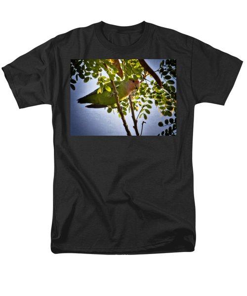 A Little Love  Men's T-Shirt  (Regular Fit) by Saija  Lehtonen