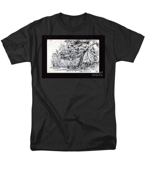 A Quiet Corner 1958 T-Shirt by John Chatterley