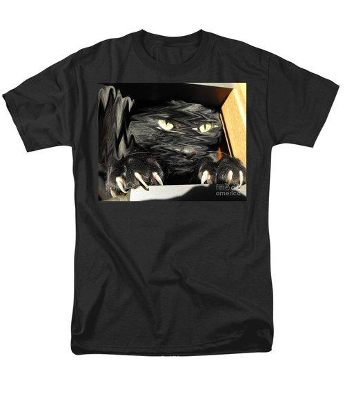 Alice's cat T-Shirt by Rebecca Margraf