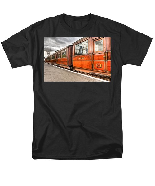 All Aboard T-Shirt by Adrian Evans