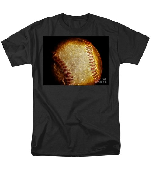 All American Pastime - The Fastball T-Shirt by Wingsdomain Art and Photography