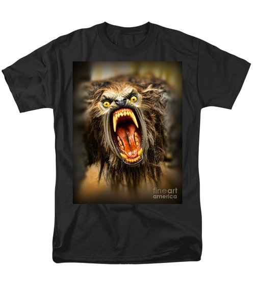 American Werewolf T-Shirt by Paul Ward