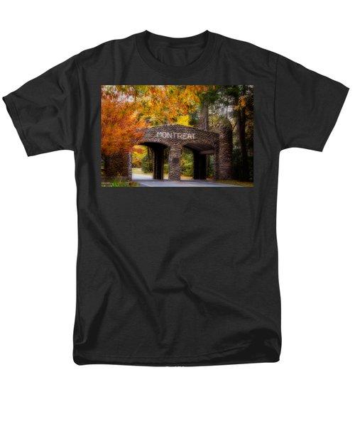 Autumn Gate T-Shirt by Joye Ardyn Durham