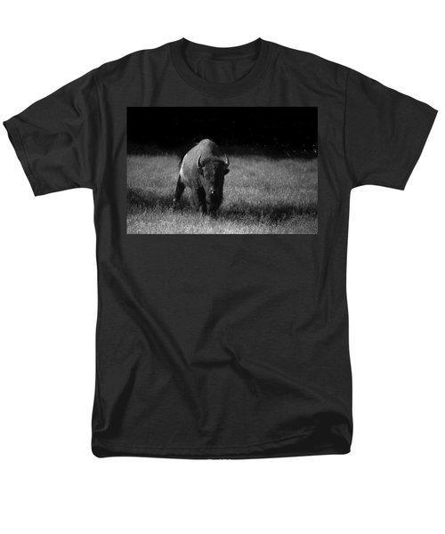 Bison T-Shirt by Ralf Kaiser