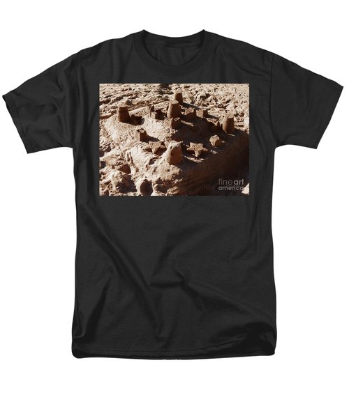 Castles Made Of Sand T-Shirt by Xueling Zou