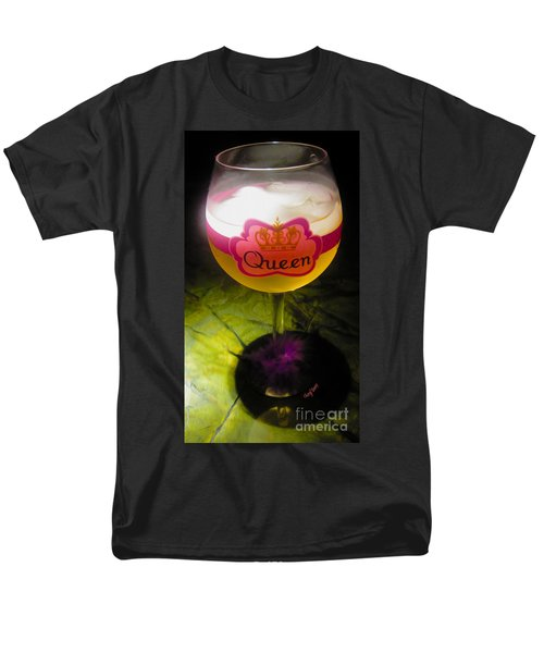 Chardonnay Queen T-Shirt by Cheryl Young