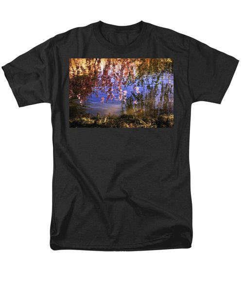 Cherry Blossoms in the Sun - New York City T-Shirt by Vivienne Gucwa