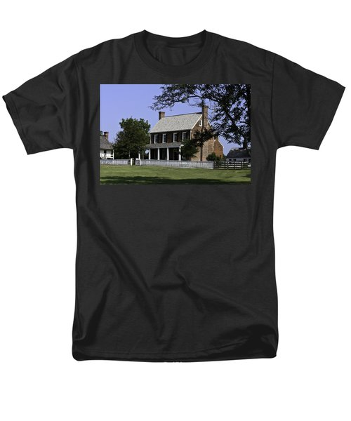 Clover Hill Tavern Appomattox Virginia T-Shirt by Teresa Mucha
