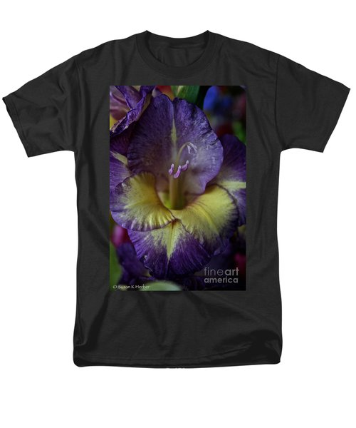 Complimentary Colors T-Shirt by Susan Herber