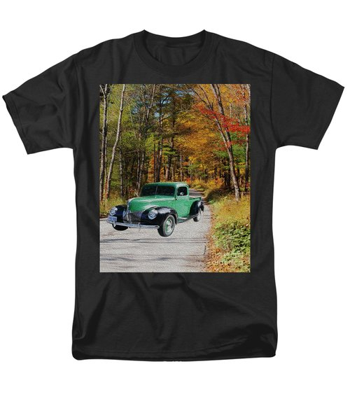 Country Roads T-Shirt by Cheryl Young