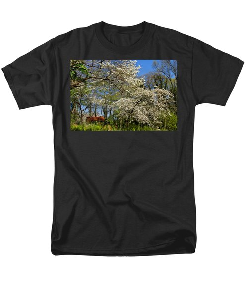 Dogwood Grove T-Shirt by Debra and Dave Vanderlaan