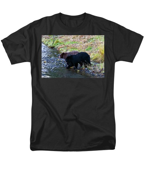 Double Trouble T-Shirt by Mike  Dawson