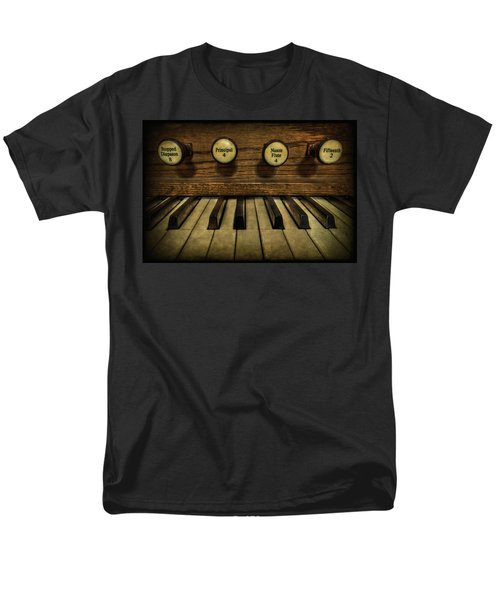Facing The Music T-Shirt by Evelina Kremsdorf