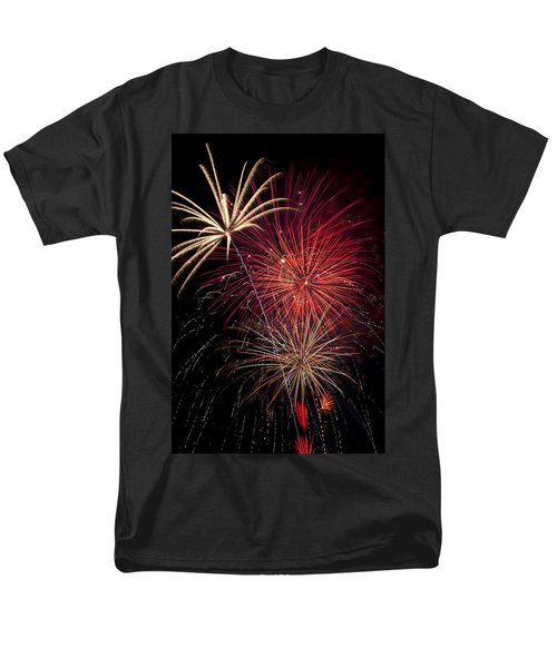 Fireworks T-Shirt by Garry Gay