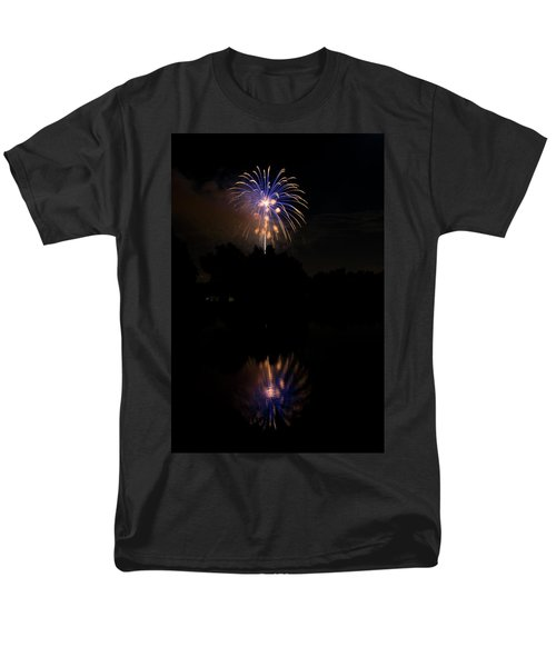 Fireworks Reflection T-Shirt by James BO  Insogna