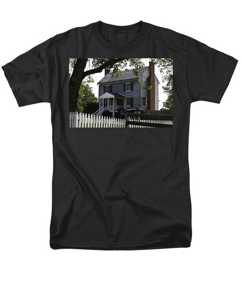George Peers House Appomattox Virginia T-Shirt by Teresa Mucha
