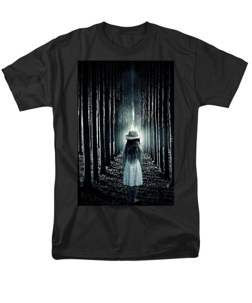 girl in the forest T-Shirt by Joana Kruse