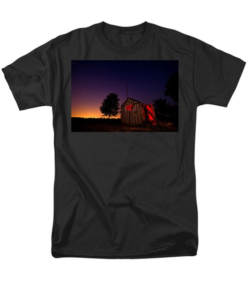 Glowing Shed T-Shirt by Cale Best