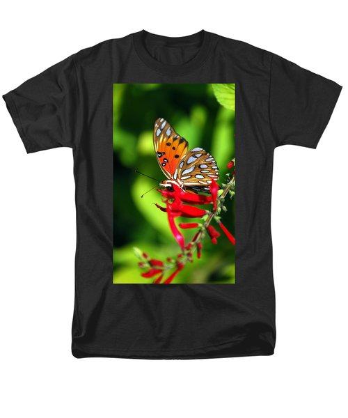 GULF FRITILLARY T-Shirt by Skip Willits