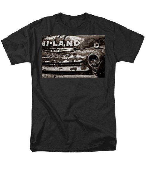 Hi-Land  -BW T-Shirt by Christopher Holmes