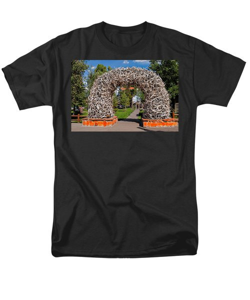 Jackson Hole T-Shirt by Robert Bales