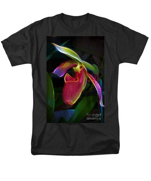 Lady's Slipper T-Shirt by Judi Bagwell