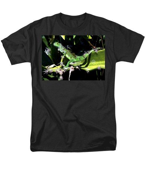 Leapin Lizards T-Shirt by KAREN WILES