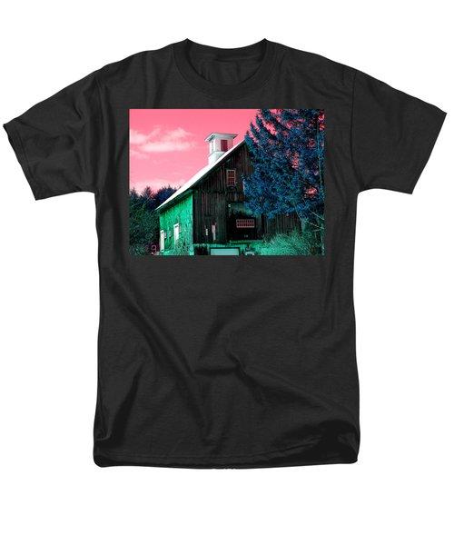 Maine Barn T-Shirt by Marie Jamieson