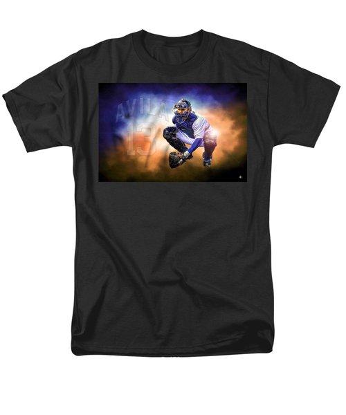 Mr. Alex Avila T-Shirt by Nicholas  Grunas