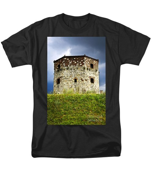 Nebojsa tower in Belgrade T-Shirt by Elena Elisseeva