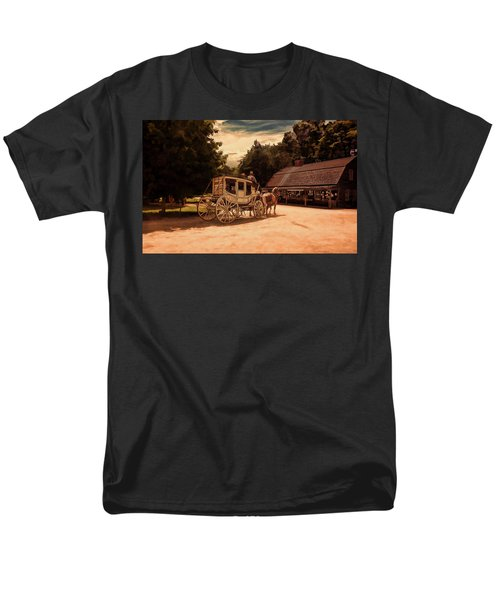 Nice And Easy T-Shirt by Lourry Legarde