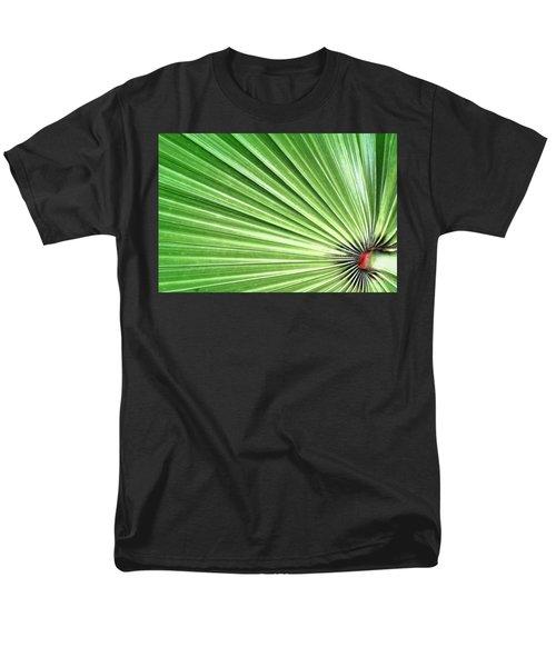 Palm leaf T-Shirt by Rudy Umans