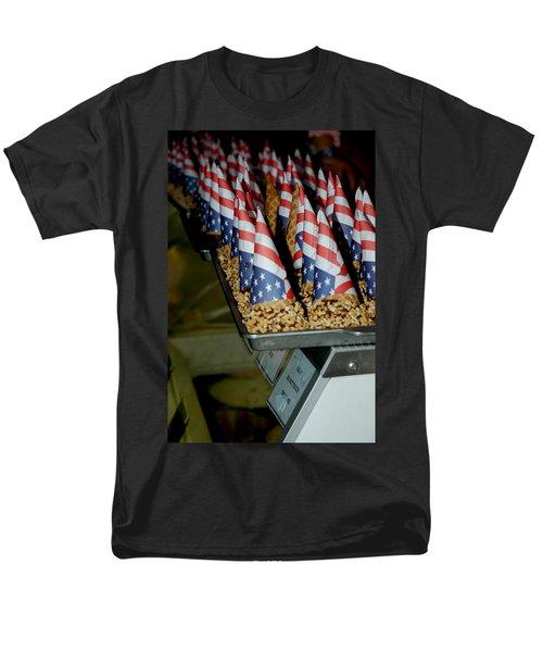 Patriotic Treats Virginia City Nevada T-Shirt by LeeAnn McLaneGoetz McLaneGoetzStudioLLCcom