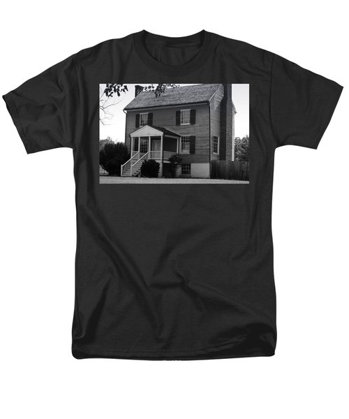 Peers House Appomattox County Court House Virginia T-Shirt by Teresa Mucha