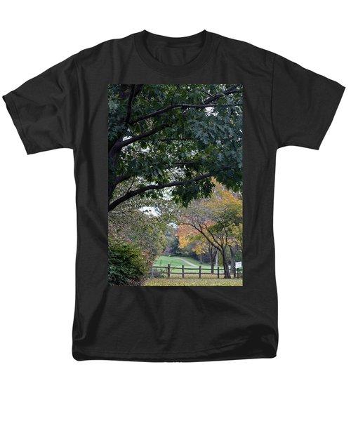 Petrifying Springs Golf Course T-Shirt by Kay Novy