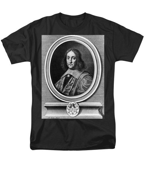 Pierre De Fermat, French Mathematician T-Shirt by Photo Researchers, Inc.