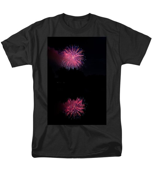 Pink Fireworks T-Shirt by James BO  Insogna