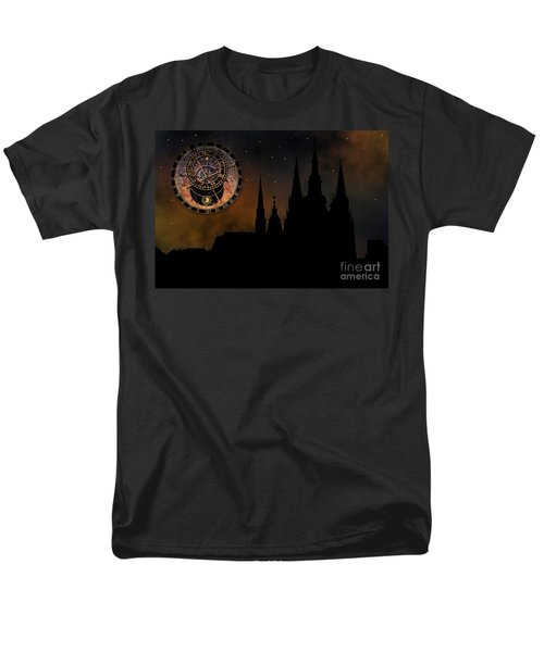Prague casle - Cathedral of St Vitus - monuments of mysterious c T-Shirt by Michal Boubin