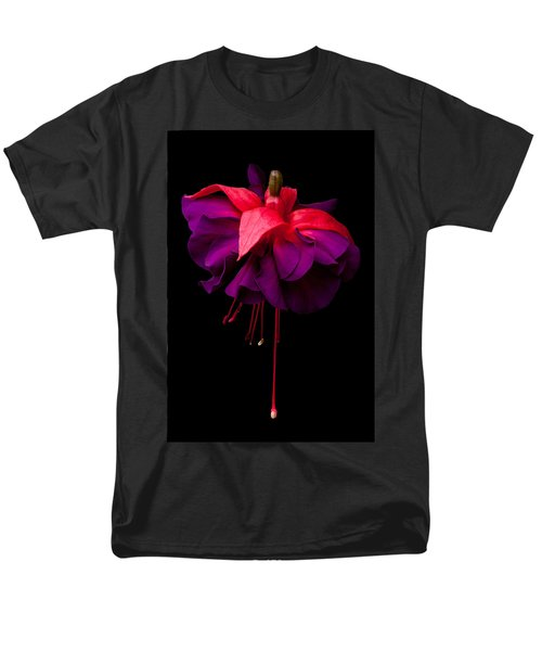 Purple and Pink Beauty T-Shirt by Dawn OConnor