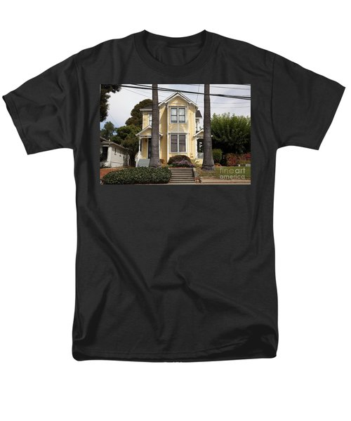 Quaint House Architecture - Benicia California - 5D18591 T-Shirt by Wingsdomain Art and Photography