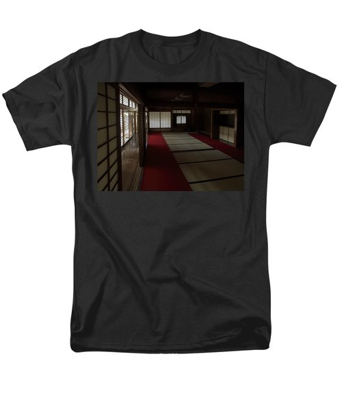 QUIETUDE of ZEN MEDITATION ROOM - KYOTO JAPAN T-Shirt by Daniel Hagerman