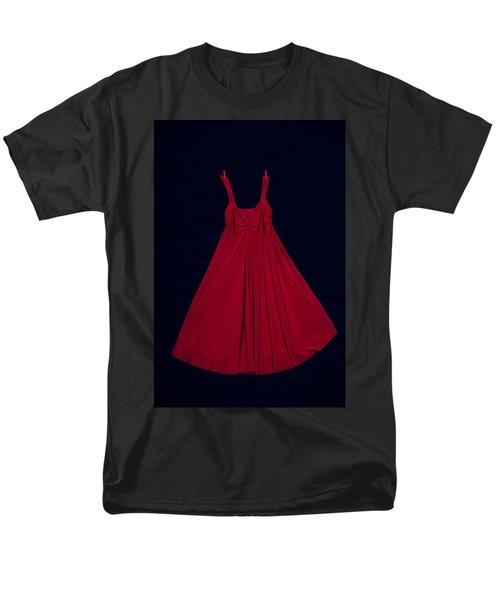 red dress T-Shirt by Joana Kruse