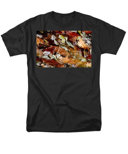 River Leaves T-Shirt by LeeAnn McLaneGoetz McLaneGoetzStudioLLCcom
