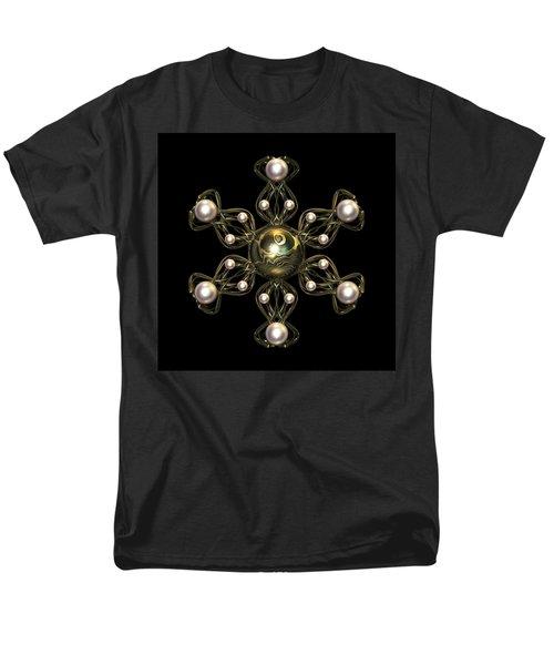 Snowflake Jewel T-Shirt by Hakon Soreide