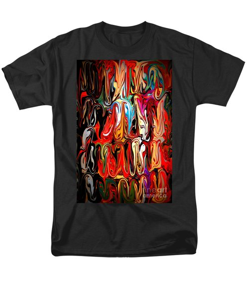 Spirit of Mardi Gras T-Shirt by Carol Groenen