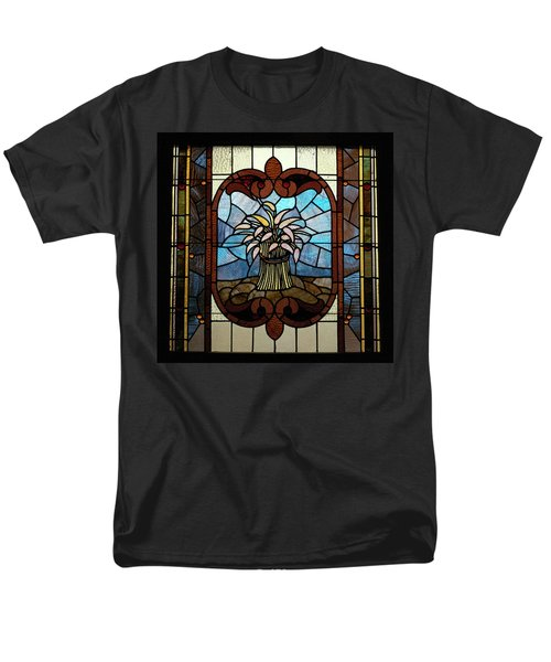 Stained Glass LC 20 T-Shirt by Thomas Woolworth