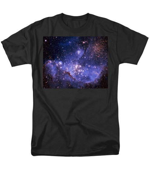 Stars And The Milky Way T-Shirt by Don Hammond